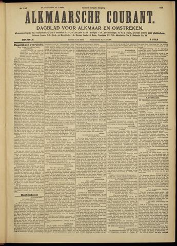 Alkmaarsche Courant 1928-07-03