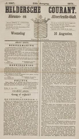 Heldersche Courant 1871-08-16