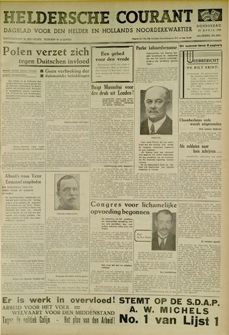 Heldersche Courant 1939-04-13