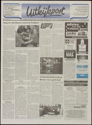 Uitkijkpost : nieuwsblad voor Heiloo e.o. 2001-10-24