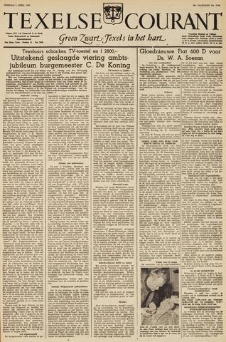 Texelsche Courant 1963-04-02