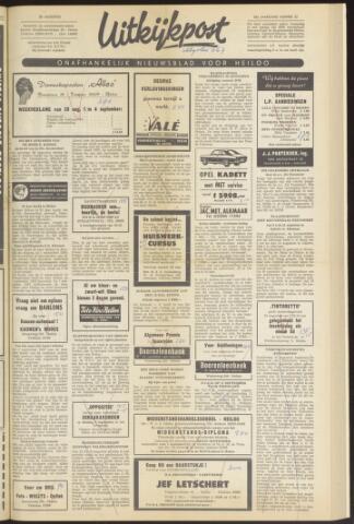 Uitkijkpost : nieuwsblad voor Heiloo e.o. 1969-08-20