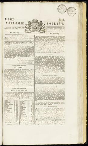 Alkmaarsche Courant 1842-01-17