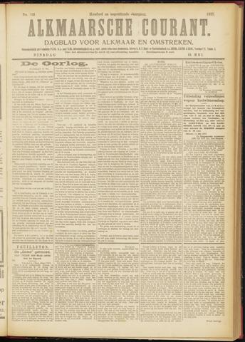 Alkmaarsche Courant 1917-05-15