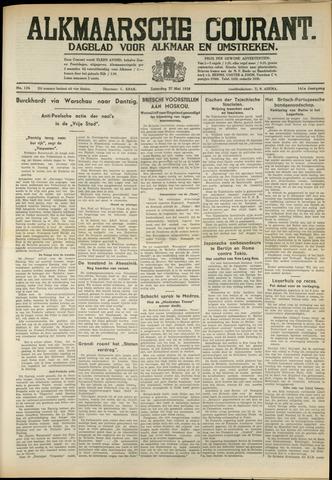 Alkmaarsche Courant 1939-05-27