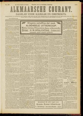 Alkmaarsche Courant 1919-06-28