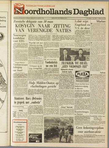 Noordhollands Dagblad : dagblad voor Alkmaar en omgeving 1967-06-16