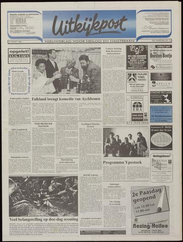 Uitkijkpost : nieuwsblad voor Heiloo e.o. 1999-03-31