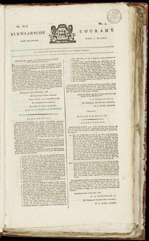 Alkmaarsche Courant 1818-03-02