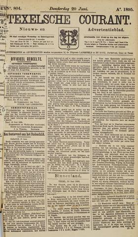 Texelsche Courant 1895-06-20