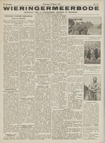 Wieringermeerbode 1944-03-22