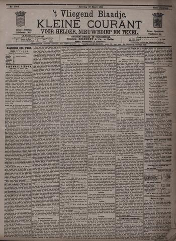 Vliegend blaadje : nieuws- en advertentiebode voor Den Helder 1895-03-16