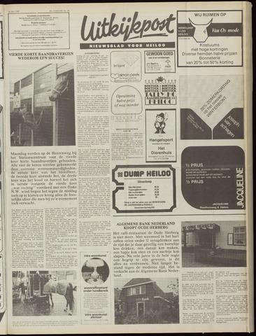 Uitkijkpost : nieuwsblad voor Heiloo e.o. 1980-07-23