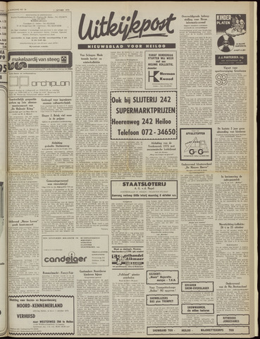 Uitkijkpost : nieuwsblad voor Heiloo e.o. 1975-10-01