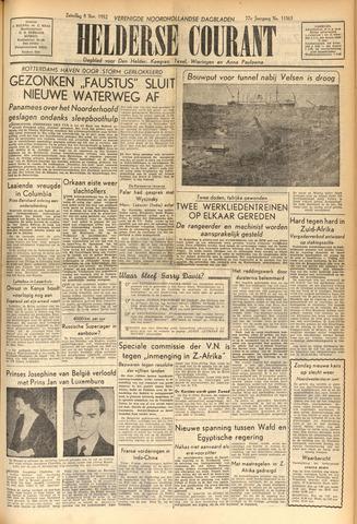 Heldersche Courant 1952-11-08