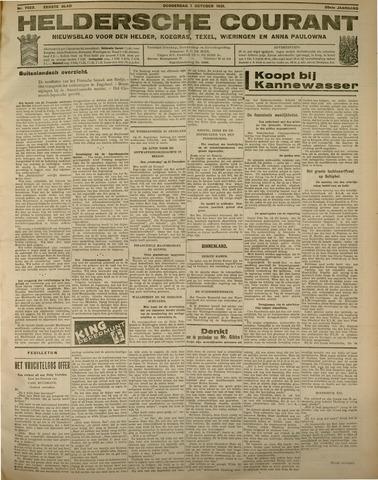 Heldersche Courant 1931-10-01