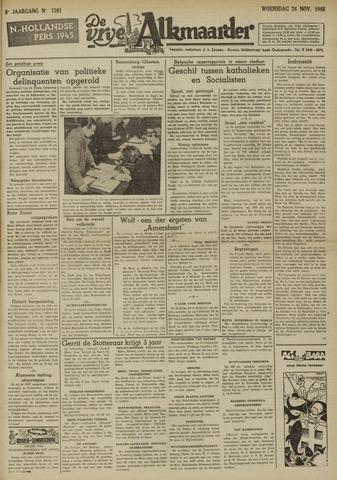 De Vrije Alkmaarder 1948-11-24