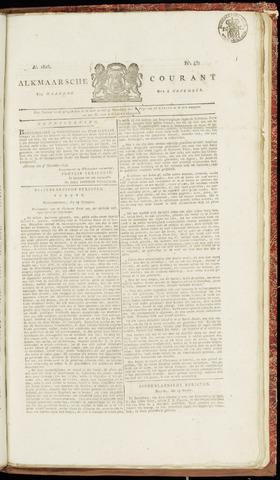 Alkmaarsche Courant 1826-11-06