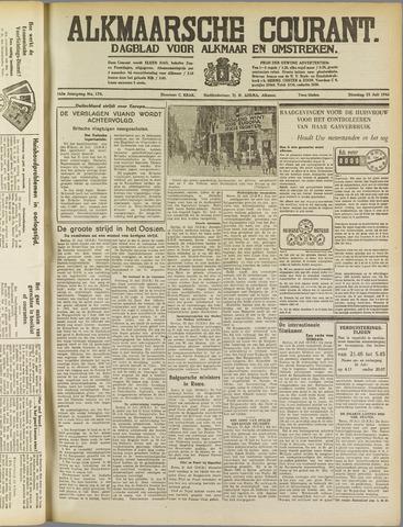 Alkmaarsche Courant 1941-07-22