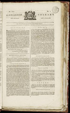 Alkmaarsche Courant 1818-02-09