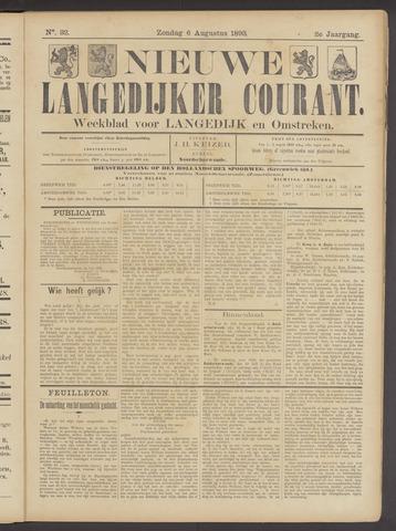 Nieuwe Langedijker Courant 1893-08-06
