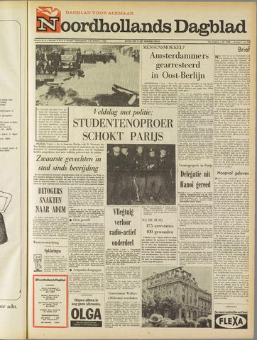 Noordhollands Dagblad : dagblad voor Alkmaar en omgeving 1968-05-07
