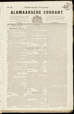 Alkmaarsche Courant 1864-01-10