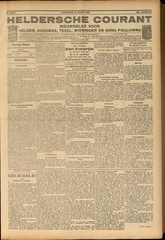 Heldersche Courant 1924-03-13