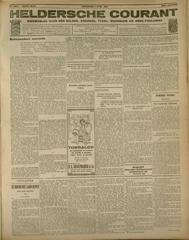 Heldersche Courant 1931-04-02