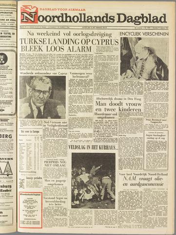 Noordhollands Dagblad : dagblad voor Alkmaar en omgeving 1964-08-10