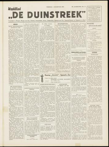 De Duinstreek 1952-08-01