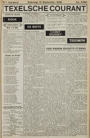 Texelsche Courant 1938-09-10