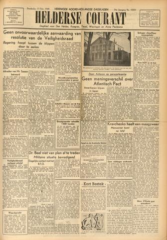 Heldersche Courant 1949-02-17