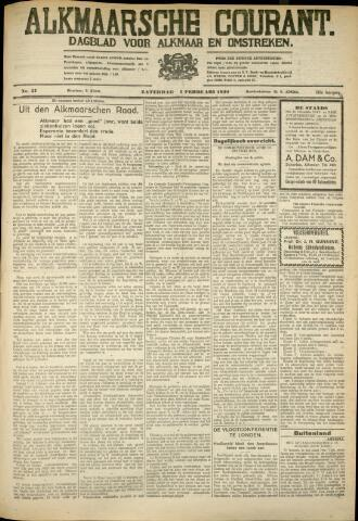 Alkmaarsche Courant 1930-02-01