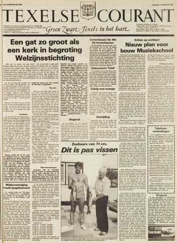 Texelsche Courant 1980-08-01