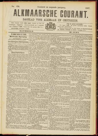 Alkmaarsche Courant 1907-06-29
