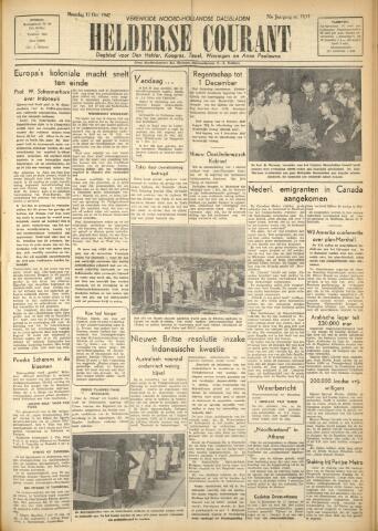 Heldersche Courant 1947-10-13