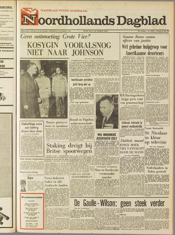Noordhollands Dagblad : dagblad voor Alkmaar en omgeving 1967-06-20