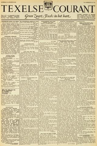 Texelsche Courant 1957-08-10