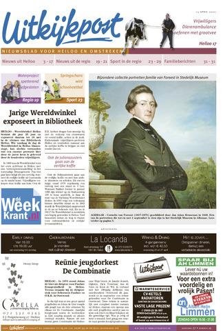 Uitkijkpost : nieuwsblad voor Heiloo e.o. 2011-04-13