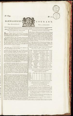 Alkmaarsche Courant 1834-03-10
