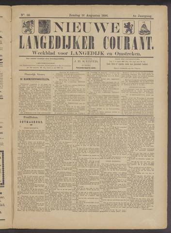 Nieuwe Langedijker Courant 1896-08-16