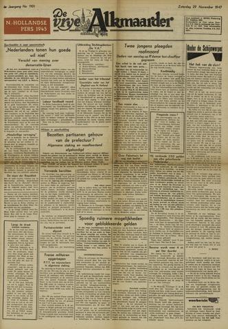 De Vrije Alkmaarder 1947-11-29