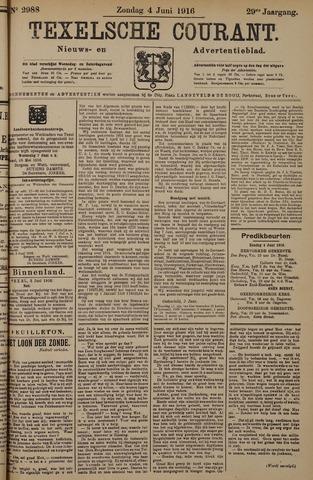 Texelsche Courant 1916-06-04