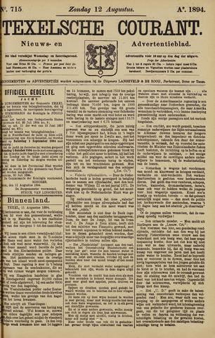Texelsche Courant 1894-08-12