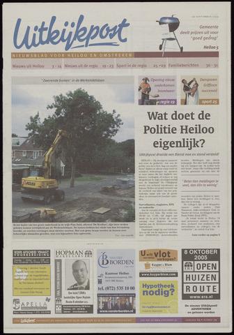 Uitkijkpost : nieuwsblad voor Heiloo e.o. 2005-09-28