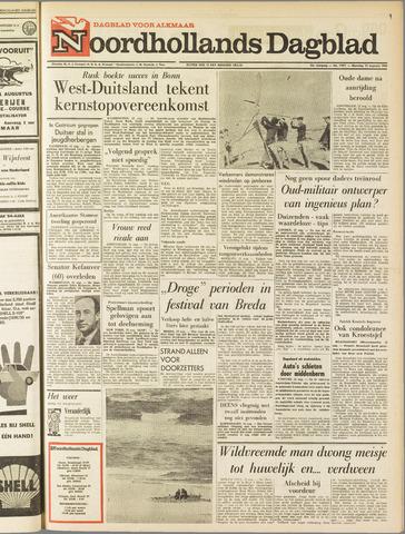 Noordhollands Dagblad : dagblad voor Alkmaar en omgeving 1963-08-12