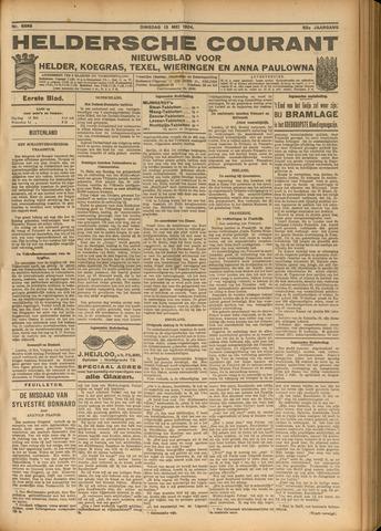 Heldersche Courant 1924-05-13