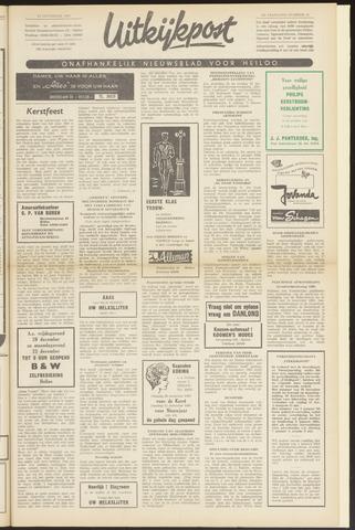 Uitkijkpost : nieuwsblad voor Heiloo e.o. 1963-12-19