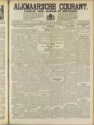 Alkmaarsche Courant 1941-05-07